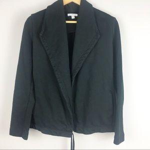 Standard James Perse   Black Jacket   Small